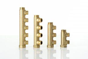 Thermacome, 1er système de planchers chauffants-rafraîchissants hydrauliques basse température – Confort Thermique collecteurs