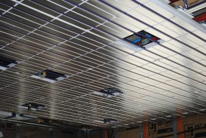 Thermacome, 1er système de planchers chauffants-rafraîchissants hydrauliques basse température – Confort Thermique en plafond