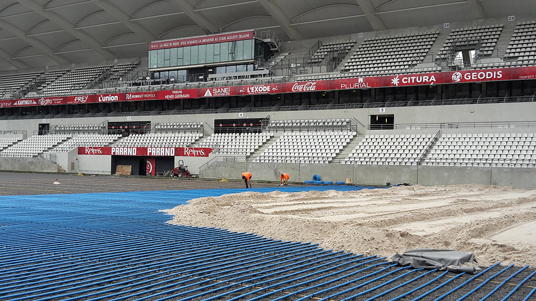 Thermacome, Confort Thermique - innovation stade de reims