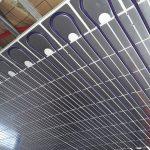 rénover et rafraîchir sa maison. le plafond climatique