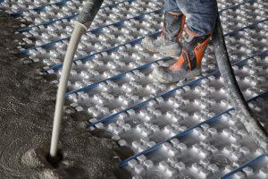Thermacome, 1er système de planchers chauffants-rafraîchissants hydrauliques basse température – Confort Thermique 4