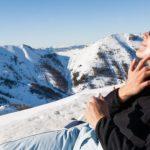 rayonnement solaire à la montagne