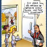 maison de retraite et climatisation
