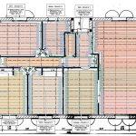 plan de calepinage plafond chauffant