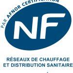qualité de l'eau potable, marque nf et tubes per