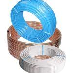 qualité de l'eau potable. tube cuivre, per et multicouche